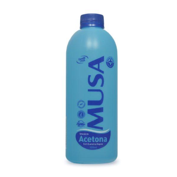 Acetona MUSA 500ml 2 Acetona
