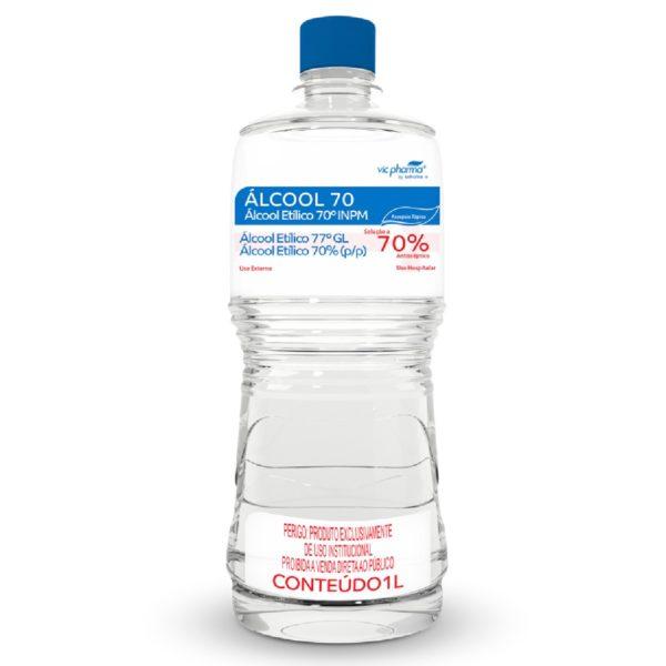 alcool 70 1l vic pharma