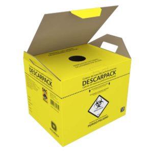 caixa coletora