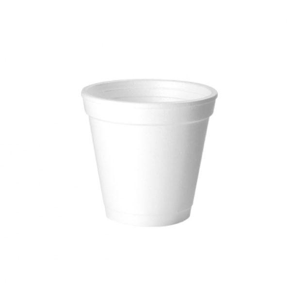 copo de isopor 88ml darnel
