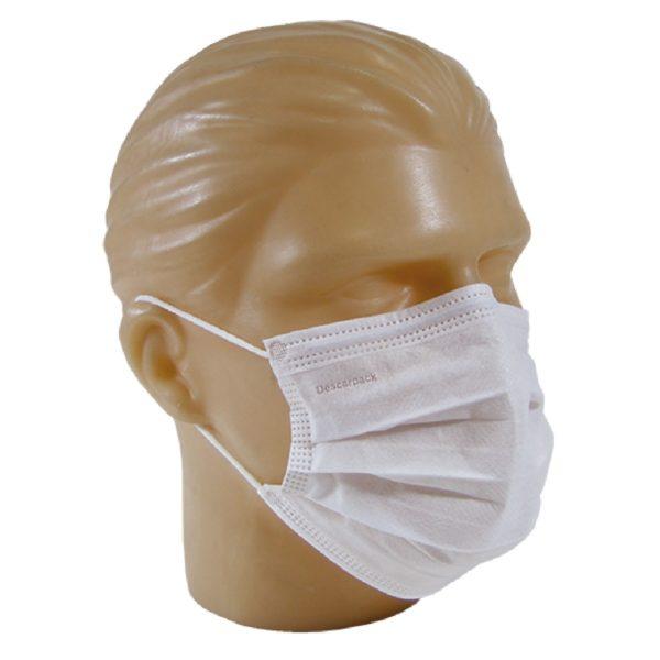 mascara cirurgica descarpack