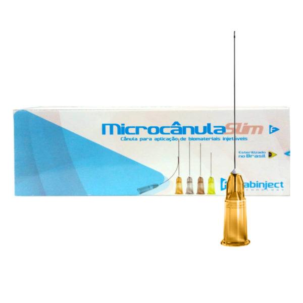 microcanula slim fabinject esterilizada