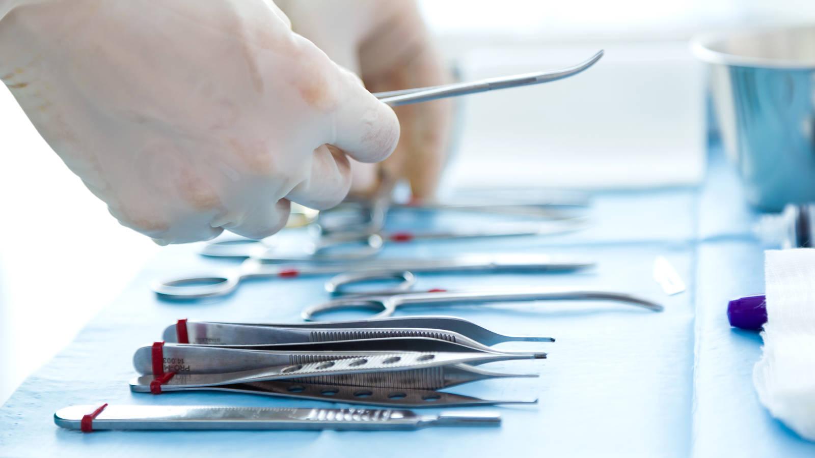 Material de consumo médico hospitalar