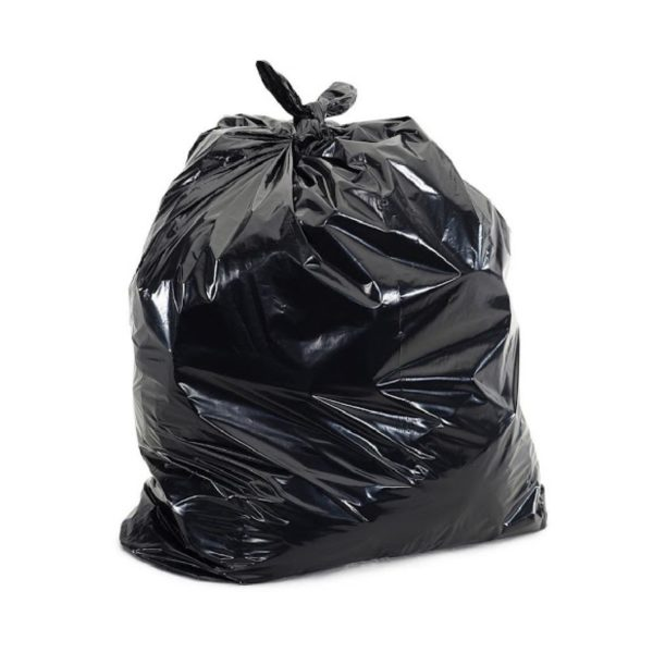 saco de lixo domestico